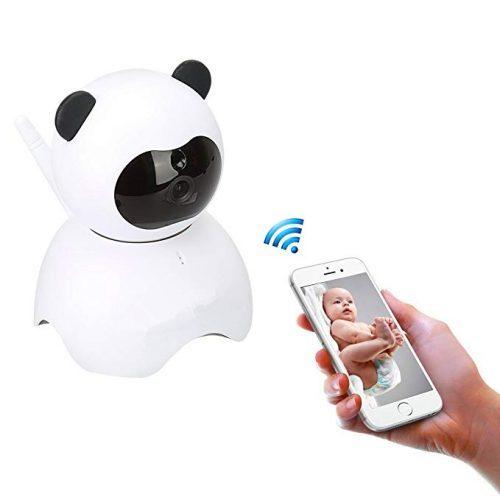 Le babyphone connecté EsiCam vous permet de surveiller votre bébé à distance sur votre smartphone.