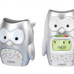 Le babyphone Vtech hibou est l'un des écoutes bébé incontournables de la marque.