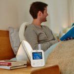 Le babyphone Avent SCD 833/01 est un écoute bébé vidéo de grande qualité.