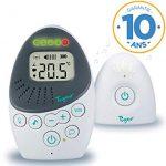 Le Babyphone Tigex Easy Protect Plus a un excellent rapport qualité/prix.