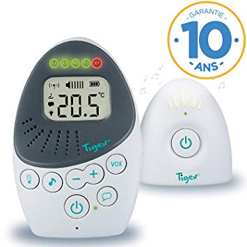 Le Babyphone Tigex Easy Protect Plus a un excellent rapport qualité/prix.