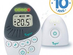 Babyphone Tigex : les meilleurs modèles